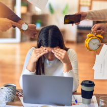 Employee Well-Being: How To Recognize, Address, And Prevent Burnout
